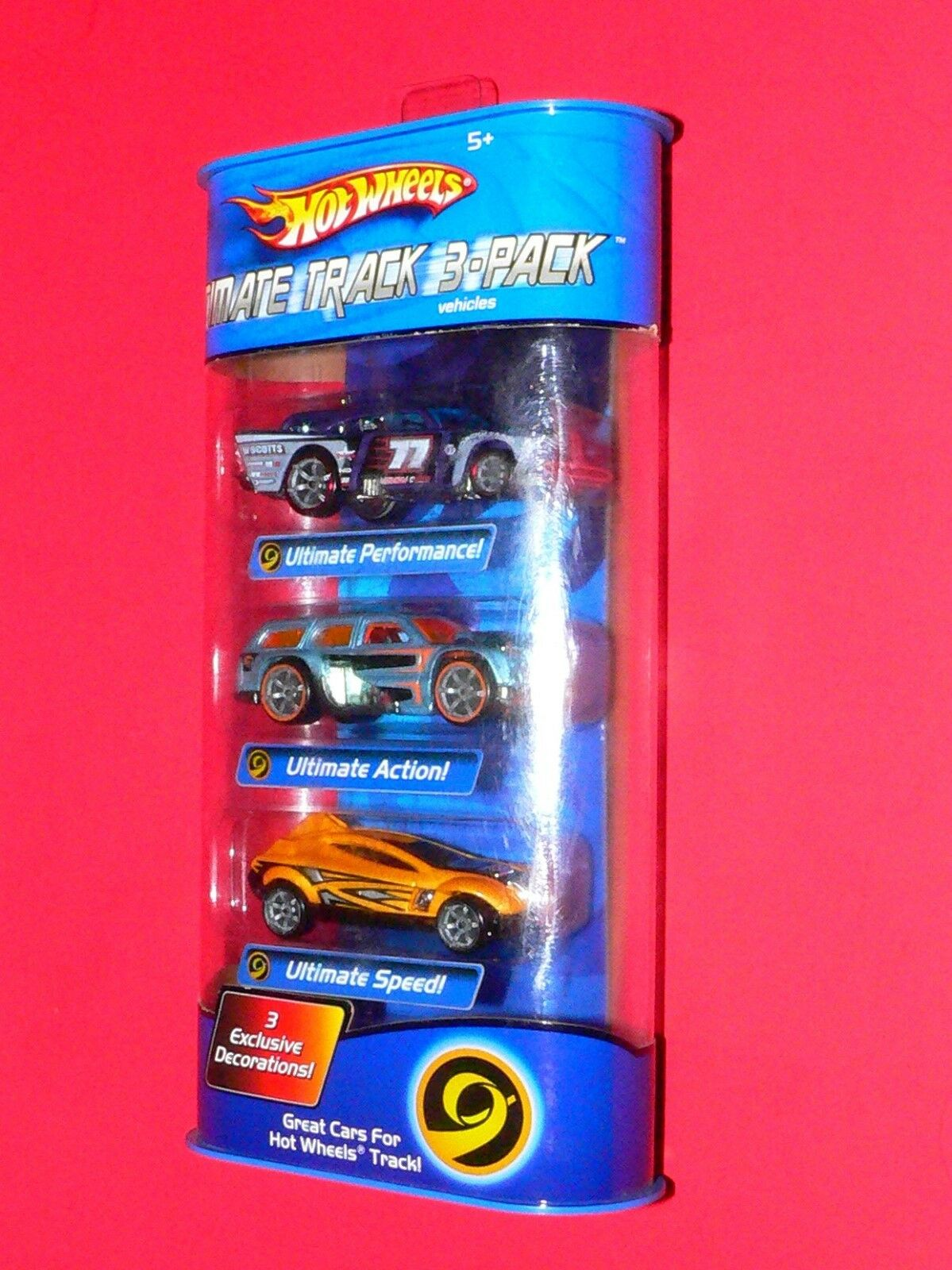 Hot Wheels Ultmate Track 3-Pack 3-Pack c.2005