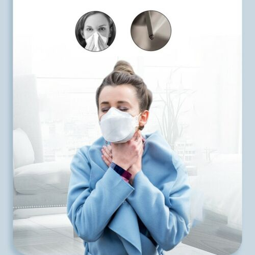 Air Purifier Cleaner Negative Ion Generator Necklace Wearable Smoke Remover