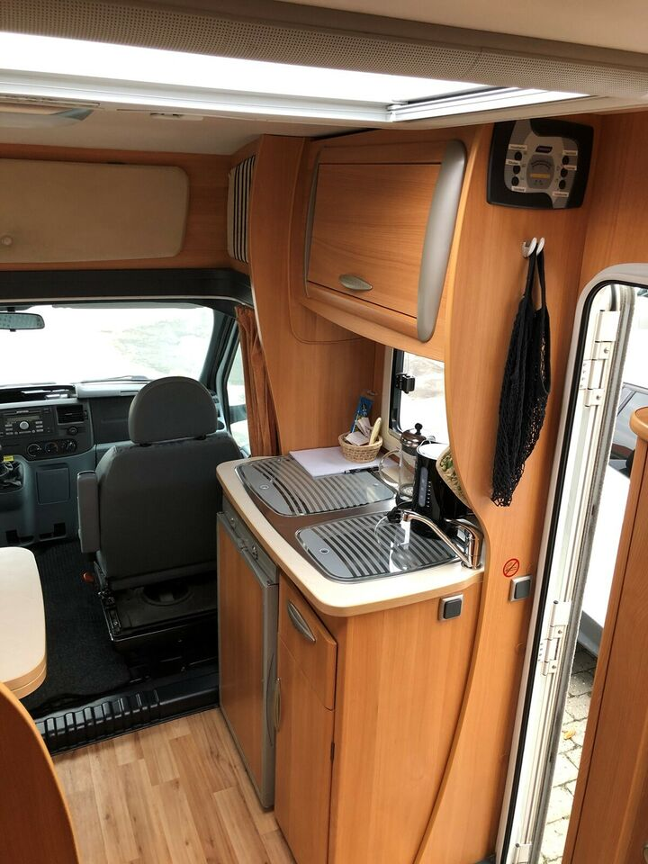 Chausson Flash 04, Ford Transit 2,2TDCi, 2008