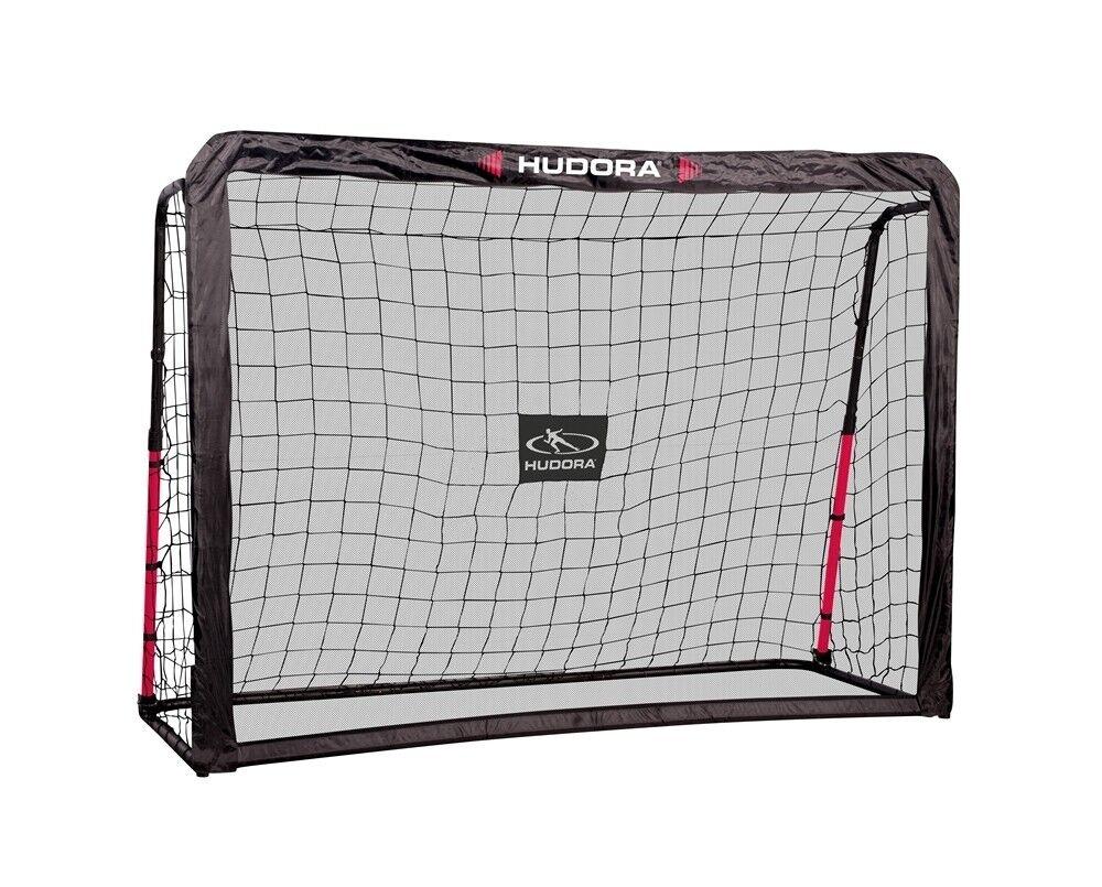 Hudora Fußballtor Tor Fußball Fußball Fußball Rebound 2 in 1 Fussball Sport Training 76912 e323be