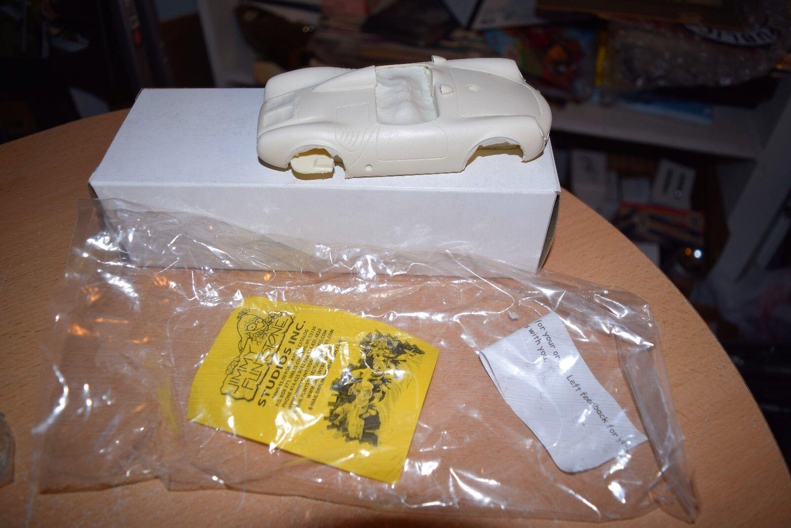 Jimmy flintstone harz kit studebaker lustig auto body & bulletnose new in box