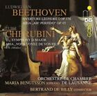 Beethoven: Overture Leonore; Ah! Perfido!; Cherubini: Symphony; Vous voyez de vos fills Super Audio Hybrid CD (CD, Jun-2014, MDG)