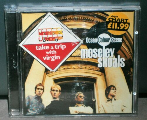 1 of 1 - Ocean Colour Scene - Moseley Shoals (1996) CD ALBUM