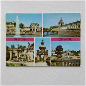 Dresden-Zwinger-Postcard-P373