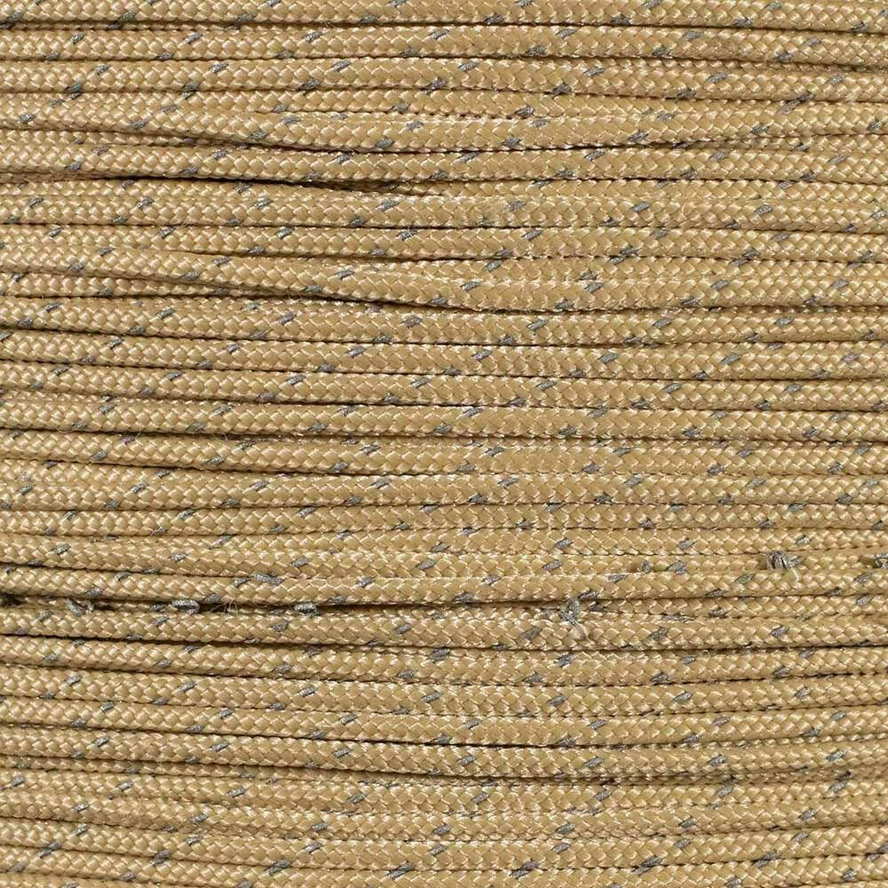 PARACORD PLANET Reflective 95 Paracord – Use for Camping, Hiking, & Tent Ropes