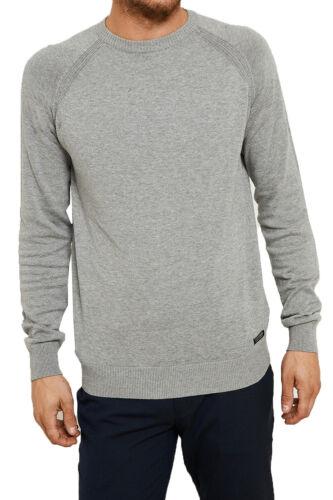Threadbare Mens Tuscan Knit Sweater Lightweight Classic Pull Over Raglan Jumper