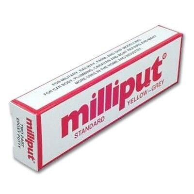 Milliput Standard 113,4/g pro Packung gelb-grau