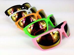 Rubber Johnnies - Sport Sonnebrille - Neon Orange RVvXkNKW