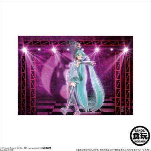 New BANDAI Hako Vision Hatsune Miku Edition Complete set Projection Mapping JP