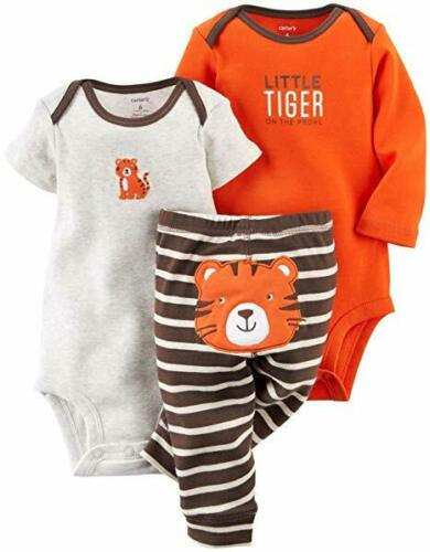 Tiger Carter/'s Baby Boys/' 3 Piece Take Me Away Set Baby