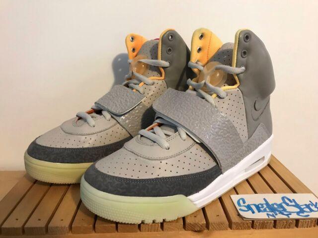Leyes y regulaciones Brutal Apuesta  2009 Vintage Nike Air Yeezy 1 Zen Grey Light Charcoal OG Kanye DS ...