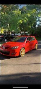 2007 Mazda MAZDASPEED 3 MazdaSpeed