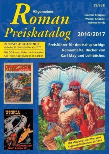Knüppel Joachim Roman Preiskatalog 2016//2017 SC