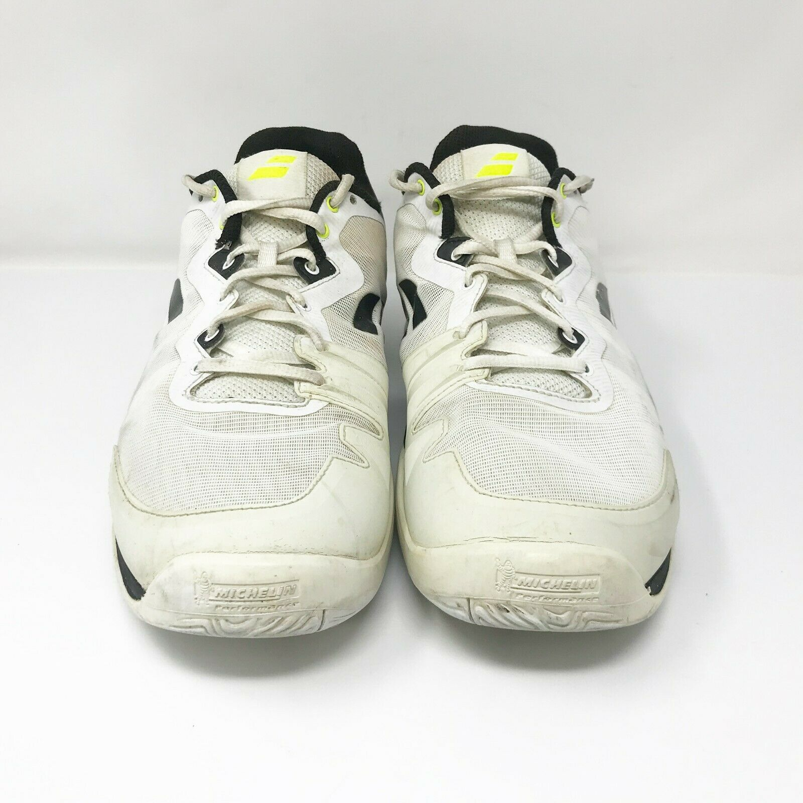 30S18529 Sneakers WHITE// BLACK Babolat SFX3 All Court Mens Tennis Shoes