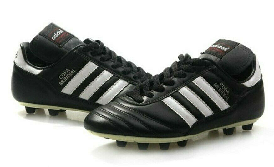 Adidas Copa Mundial Fútbol Zapatos Hombres botas Zapatos Deportivos De Fútbol Entrenamiento Negro 015110