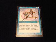 Magic the Gathering Energy Field EX Urza's Saga MTG Card