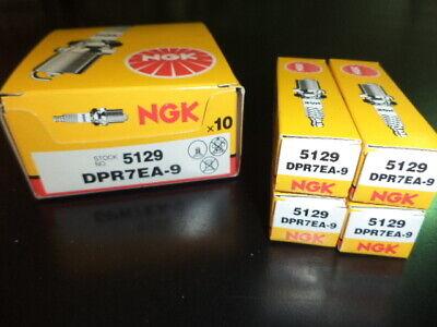 DPR6EA-9* NGK SPARK PLUGS 4 PK HONDA VT1100 SHADOW SPIRIT AERO ACE VT700C