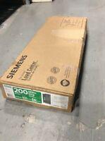 G3040l1200cu Siemens Load Center 200 Amp 1 Phase 120/240v (new In Box)