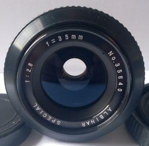 objectif-ALBINAR-SPECIAL-1-2-8-f-35mm-M42-35640-tres-bon-etat