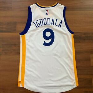 Details about Golden State Warriors Andre Iguodala Home Jersey Adidas Swingman Sz Small S