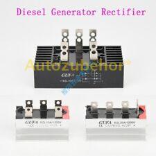 Sqlql 10 100a1200v 3 120kw Singlethree Phase Diesel Generator Rectifier New