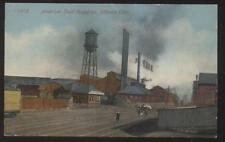 Postcard ALLIANCE Ohio/OH  American Steel Foundry Mill Factory/Plant 1907