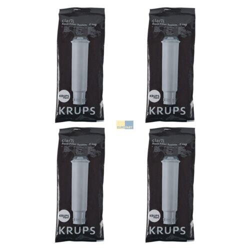 4x Wasserfilter Schraubanschluss Artese Espressoautomat Original SEB Krups F088