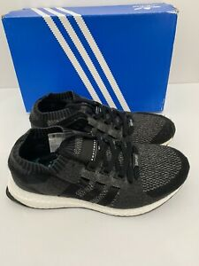Details about Adidas EQT Support Ultra Boost Primeknit In Core Black/ White BB1241 Size 8.0