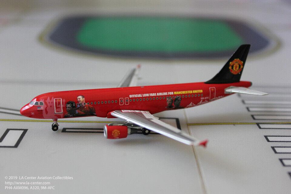 Phoenix Model Air Asia Airbus A320 Manchester United Diecast Model  1 400  cherche agent commercial