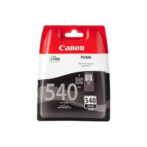 black CANON Original Tintenpatrone PG-540