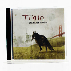Train-Save-Me-San-Francisco-musique-CD-Bon-Etat
