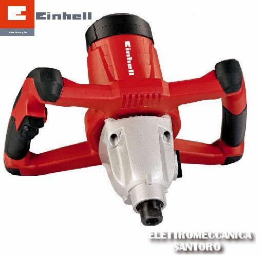 TRAPANO MISCELATORE ELETTRICO TE-MX 1600-2 CE WATT 1600 ATTACCO M14 EINHELL