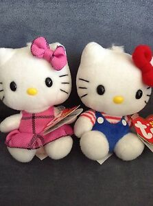 HELLO KITTY MINIATURE 3 1 2