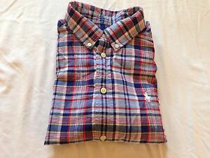 XL Ralph Lauren Boys/' Short Sleeve Pima Cotton Polo Shirt Top szs Large