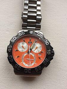 6361c43123c A imagem está carregando Classic-Tag-Heuer-Formula-1-Masculino-Relogio -Esportivo-