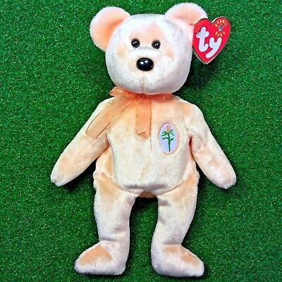 MWMT Ty Beanie Baby Dearest Mothers Day Bear 2000