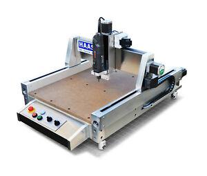 CUT 2500MS Standard CNC Haase Fräsmaschine Fräse Portalfräse Router