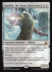 Kozilek-the-Great-Distortion-x1-Magic-the-Gathering-1x-Oath-of-the-Gatewatch-mt