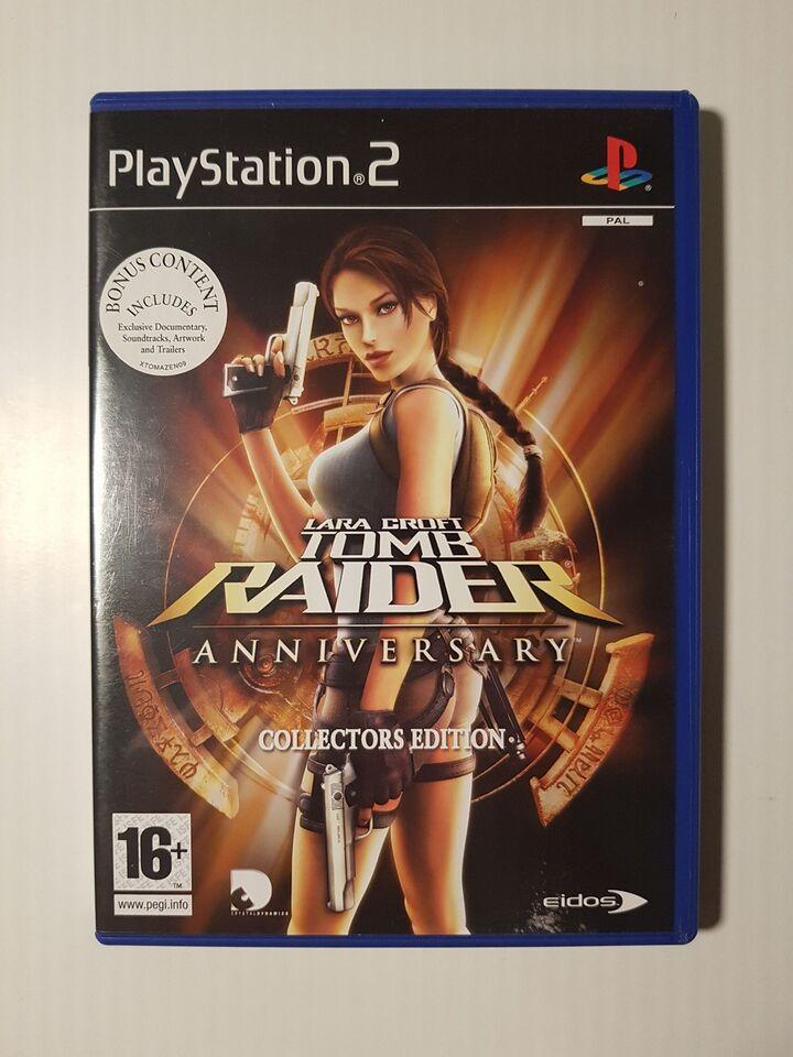 Tomb Raider, Lara Croft, Anniversary
