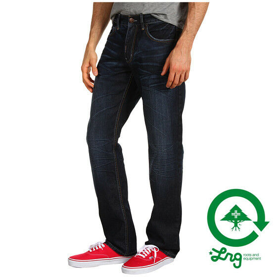 LRG L-R-G (Lifted Research Group) Alternative Education Denim Jeans 34 NWT RT
