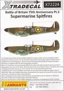 Xtradecal-1-72-Supermarine-Spitfire-Mk-Ia-Pt-2-72224
