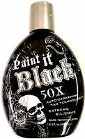 Paint It Black 50x Dark Tanning Lotion With Free Shipping