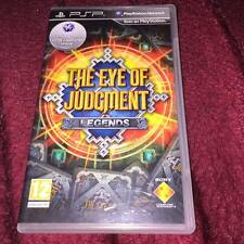 Eye Of Judgment Legends SONY PSP GAME
