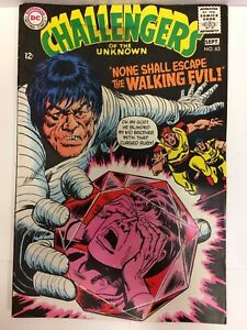 Challengers-of-the-Unknown-63-Comic-Book-DC-1968