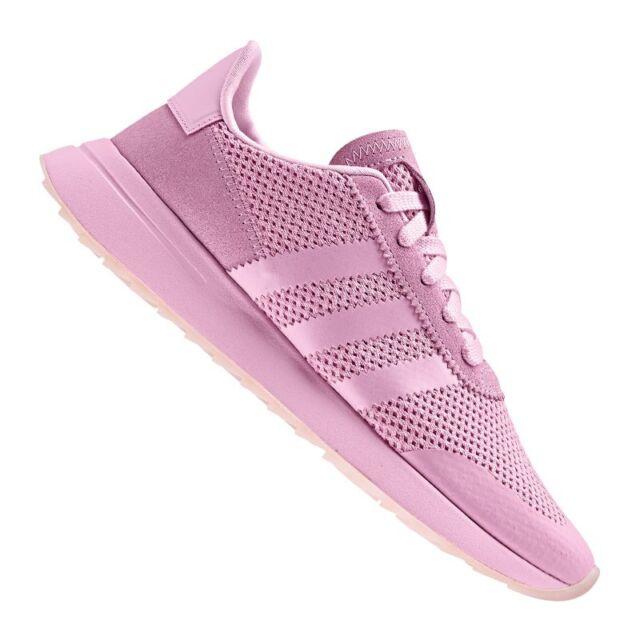adidas Originals FLB Sneaker Damen Pink | eBay