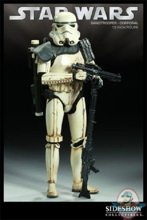 Star Wars Sandtrooper Corporal 12