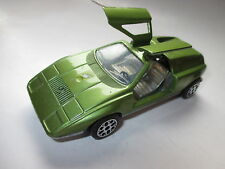 Mercedes Prototyp Concept Car C 111 in grün verde vert green, Politoys ca. 1:43!