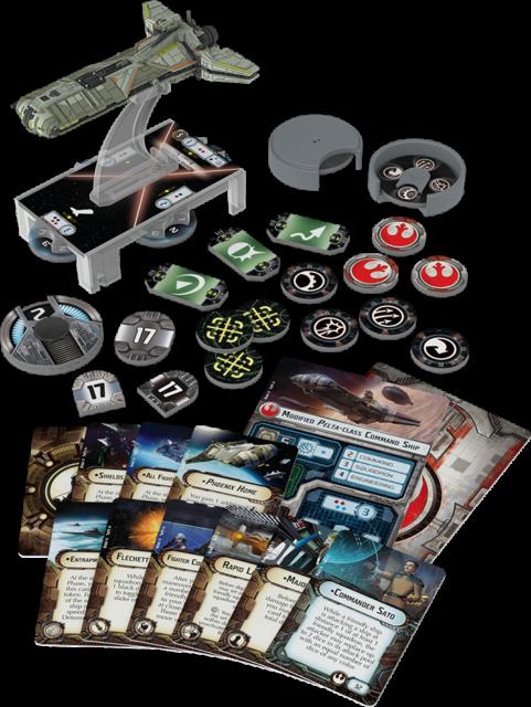 Star Wars: Armada • Phönixnest Erweiterungspack