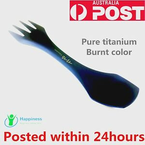 Pure-titanium-Spoon-Fork-2in1-Backpacking-Camping-Hiking