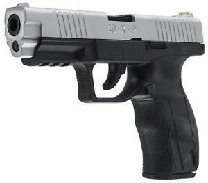 Details about Refurbished Umarex 40XP 4 5MM CO2 BB Gun, Metal Blowback,  Silver Slide